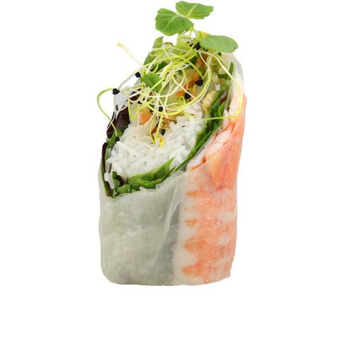 Crevette koi sushi bar for Koi sushi aix