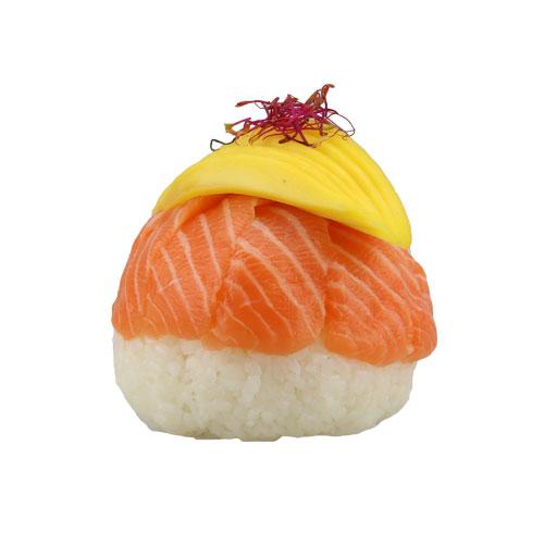 Saumon mango koi sushi bar for Koi sushi aix
