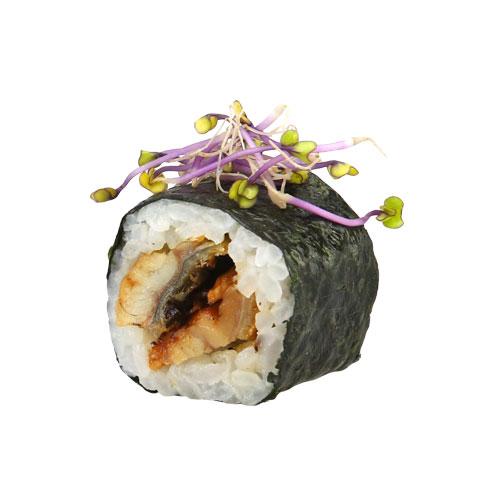 Unakyu x6 koi sushi bar for Koi sushi aix