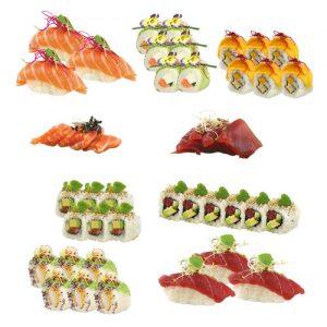 Livraison sushi aix en provence